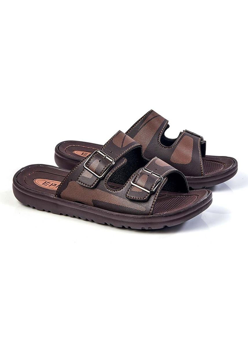 Brown color Sandals and Slippers . Neptune Men's Sandals -