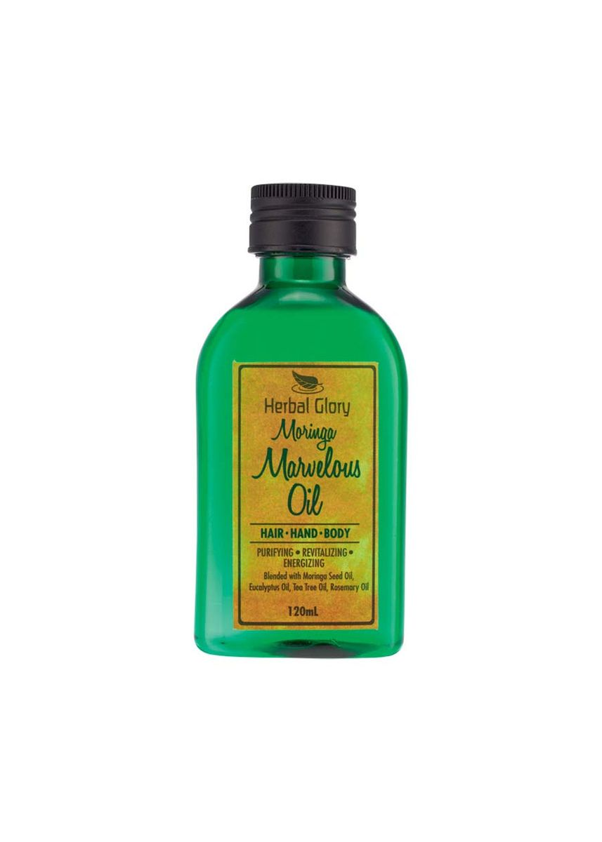 Bath Oils . Herbal Glory Moringa Marvelous Oil -
