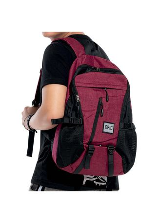 Maroon color Backpacks . Raycroft Men's Backpack -