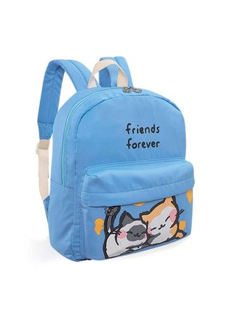 Blue color Bags . Serendipity Ranjela Kid's Backpack -
