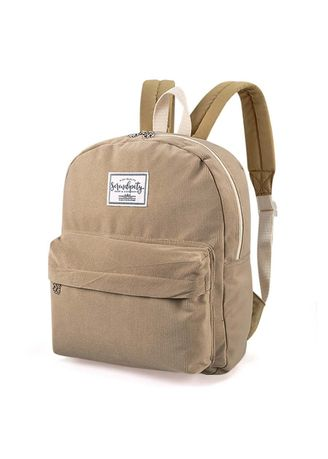 Khaki color Bags . Serendipity  Marrick Kid's Backpack -