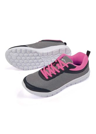 Multi color Sports Shoes . Process Women's Shoes -