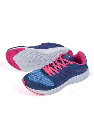 Navy color Sports Shoes . Walker Women's Shoes -