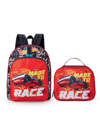 Multi color Bags . Hot Wheels Race Car 2-In-1 Bags -