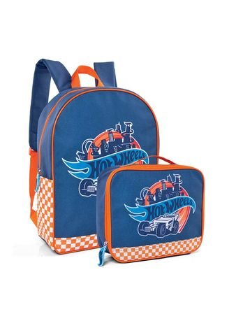 Multi color Bags . Hot Wheels Tenley Kid's Bag Set -