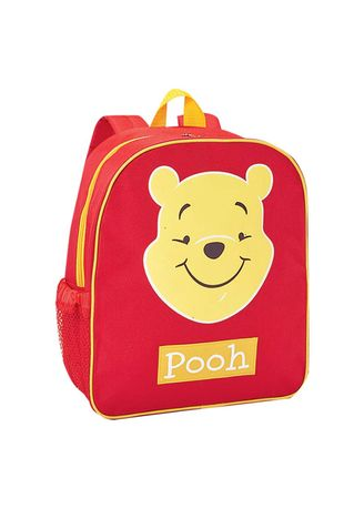Red color Bags . Pooh Girl's Backpack -