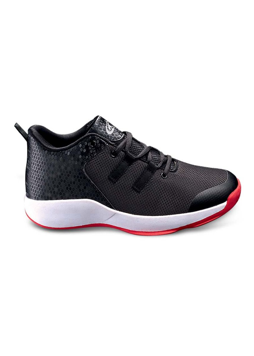 Black color Sports Shoes . Streetplay Men's Shoes -