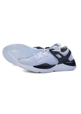 White color Sports Shoes . Stockton Men's Shoes -