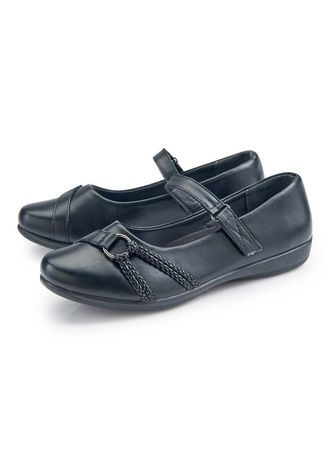 Black color Footwear . Moline Girl's Shoes -