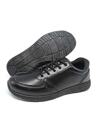 Black color Footwear . Rory Boy's Shoes -