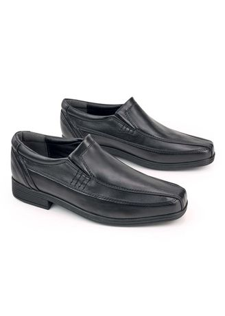 Black color Footwear . Nero Boy's Shoes -