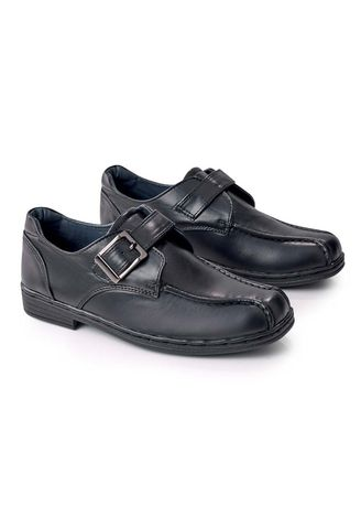 Black color Footwear . Nolly Boy's Shoes -
