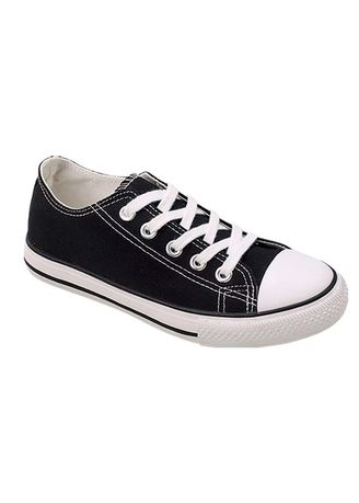 Black color Footwear . Richard Kid's Shoes for Boys -