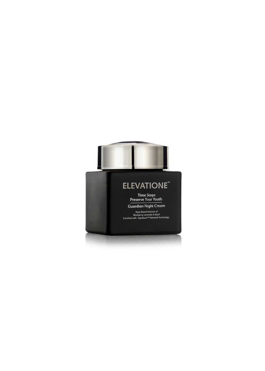 Emas color Wajah . Elevatione Guardian Night Cream - Preserve Your Youth Collection -