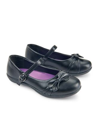 Black color Footwear . Rosela Kid's Shoes for Girls -