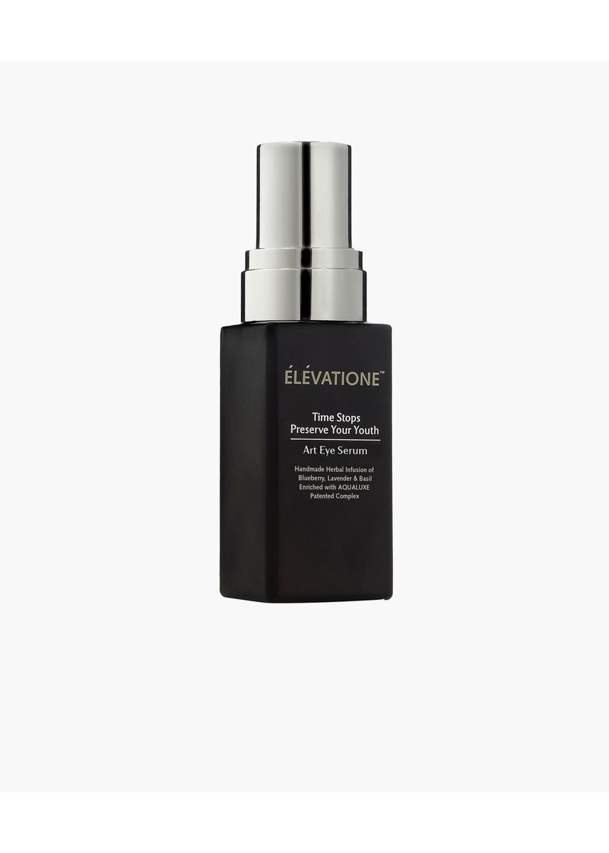 Hitam color Wajah . Elevatione Art Eye Serum - Preserve Your Youth Collection -