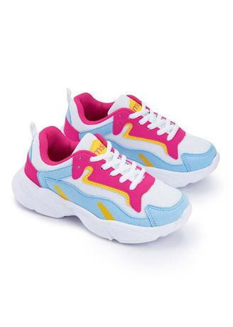 Multi color Footwear . Muse Kid's Shoes for Girls -