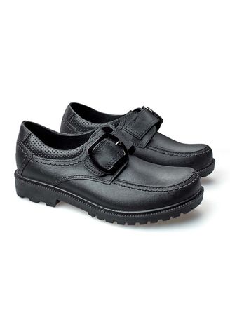 Black color Footwear . Marthy Kid's Shoes for Girls -
