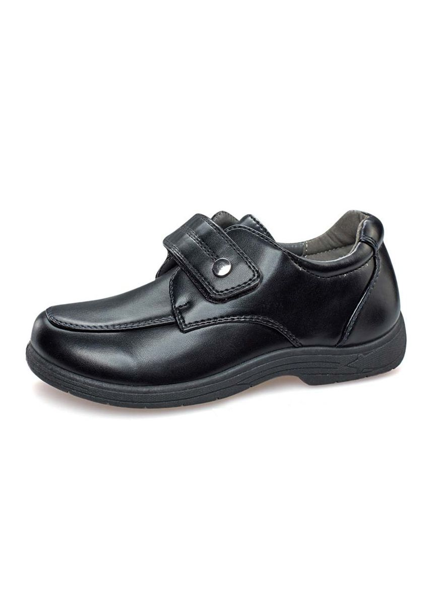 Black color Footwear . New Orleans Kid's Shoes for Boys -