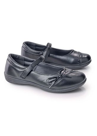 Black color Footwear . Mayland Kid's Shoes for Girls -