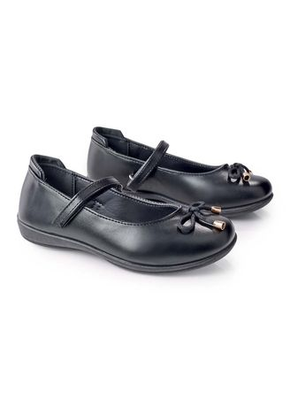 Black color Footwear . Telly Kid's Shoes for Girls -