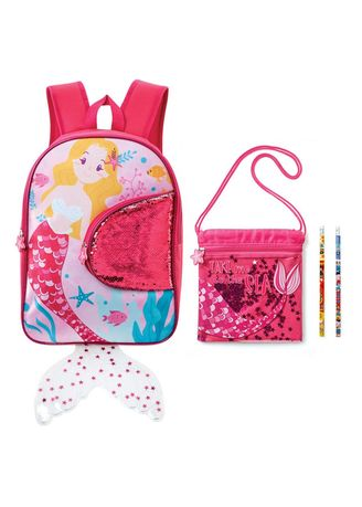 Pink color Bags . Phimmie 2-in-1 Girl's Bag -