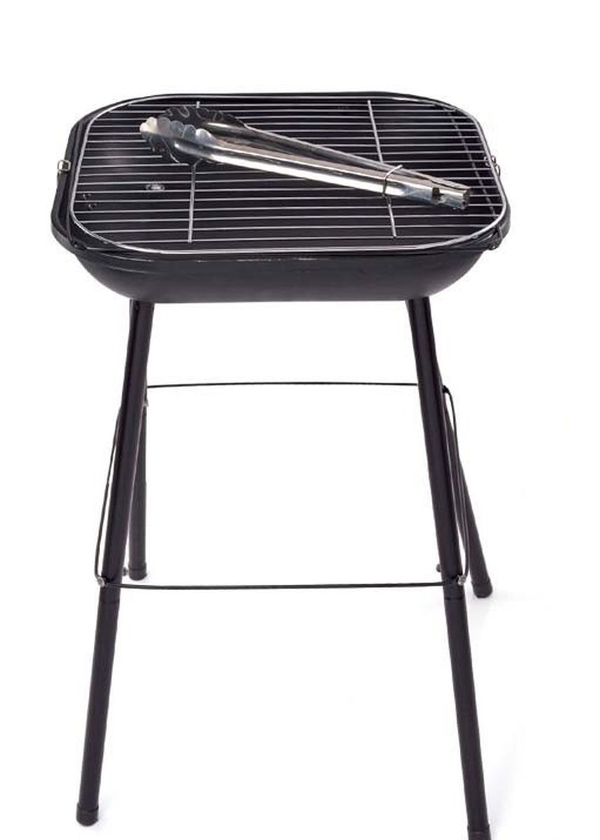 Red color Kitchen . Parch Grill Stand  -