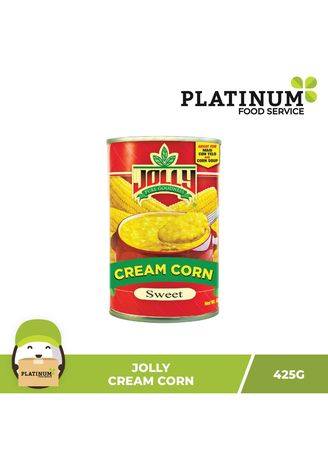 Canned Food . Jolly Cream of Corn, 425g -