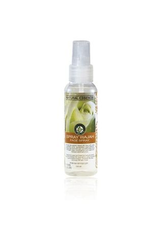 No Color color Toner & Cleanser . BALI ALUS Face Spray 100ml -
