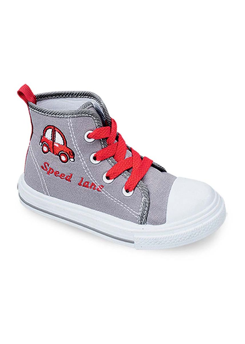 Grey color Footwear . Remus Toddler's Shoes -