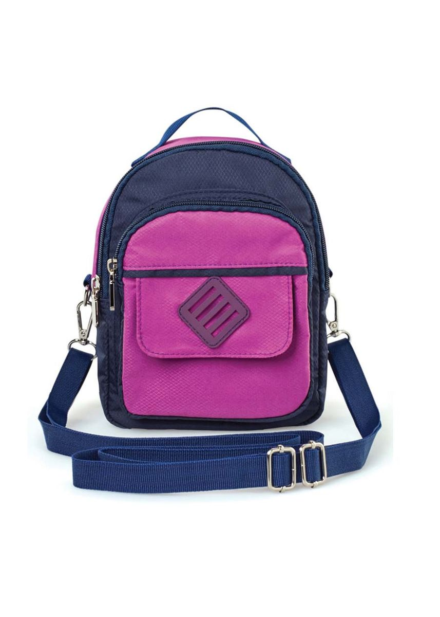 Purple color Backpacks . Rizamae Women's Convertible Backpack/Sling Bag -