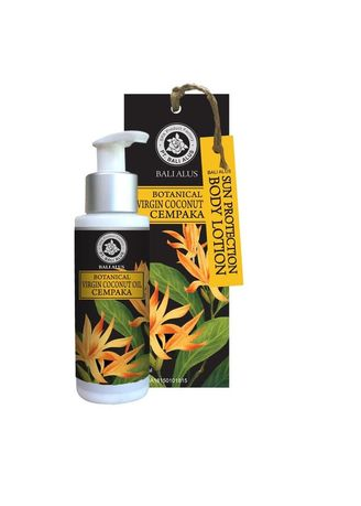 No Color color Moisturizers . BALI ALUS Body Lotion SP 100ml - Cempaka -
