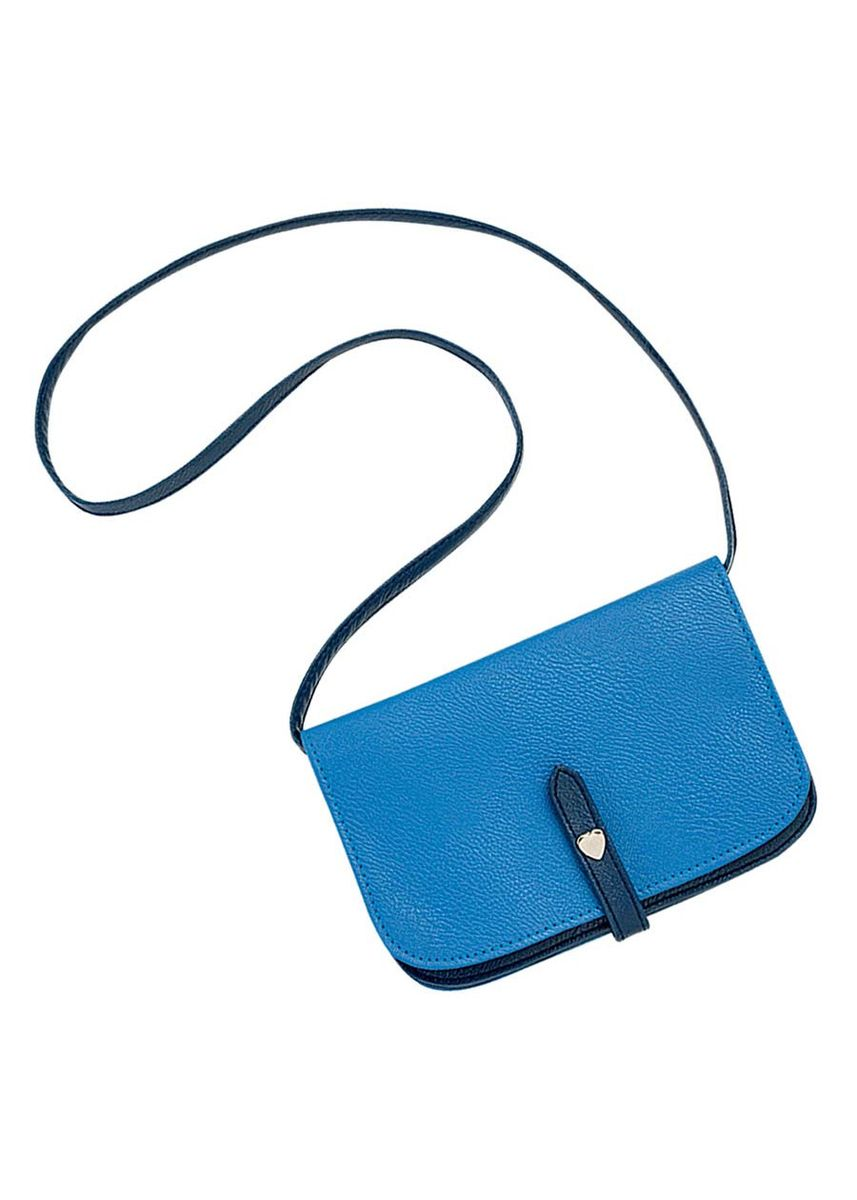 Blue color Wallets and Clutches . Mandy Women's Wallet -