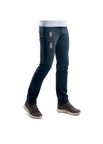 Multi color Jeans . Tremblay Men's Jeans -