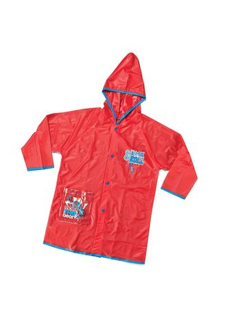 Red color Tops . Willbrock Boy's Raincoat -