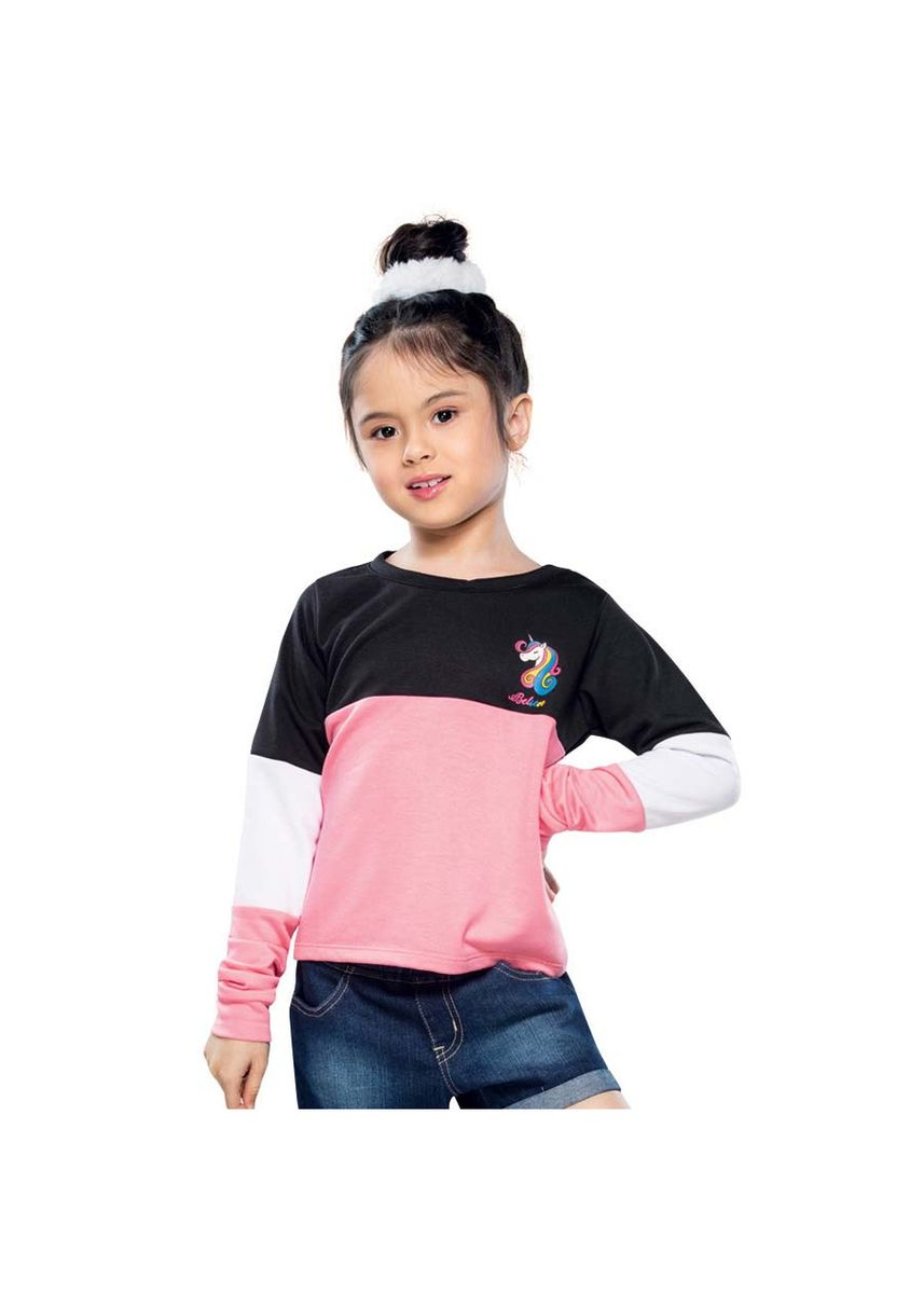 Multi color Tops . Tammy Girl's Pullover Top -