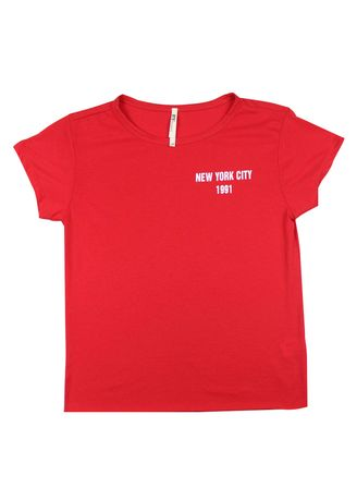 Red color Tees & Shirts . Women's Casual Shirt -