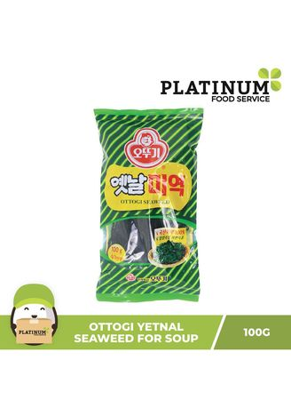 No Color color Other Grains . Ottogi Yetnel Seaweeds, 100g -