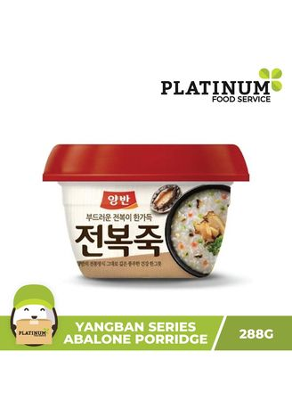 No Color color Other Grains . Korean Abalone Porridge, 288g -