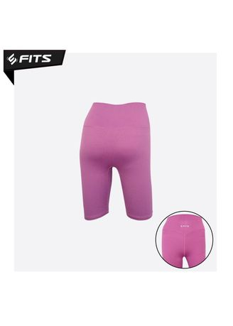 Ungu color Pakaian Olahraga . SFIDN FITS Pixie Legging High Waist Sports Gym Yoga Pilates #2055-2 - Ungu, -