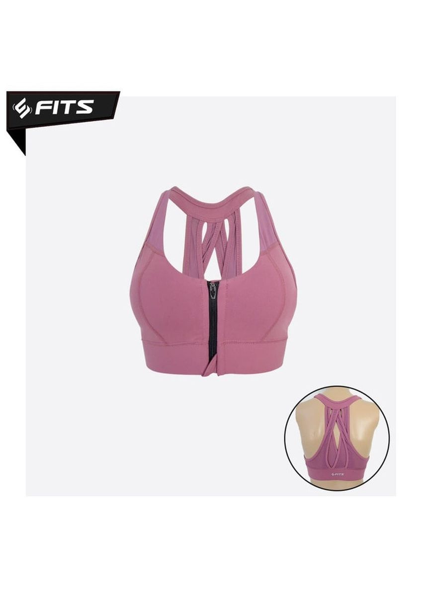 Purple color Sports Wear . SFIDN FITS Aeriel Sport Bra / Sports Bra / Yoga / Pilates #2090-16 - Ungu -