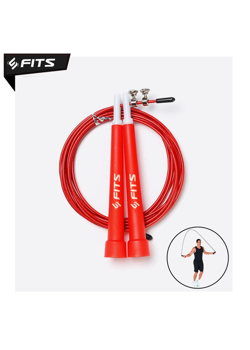 No Color color Accessories . SFIDN FITS Jump Skipping Rope / Tali Skipping - Merah -
