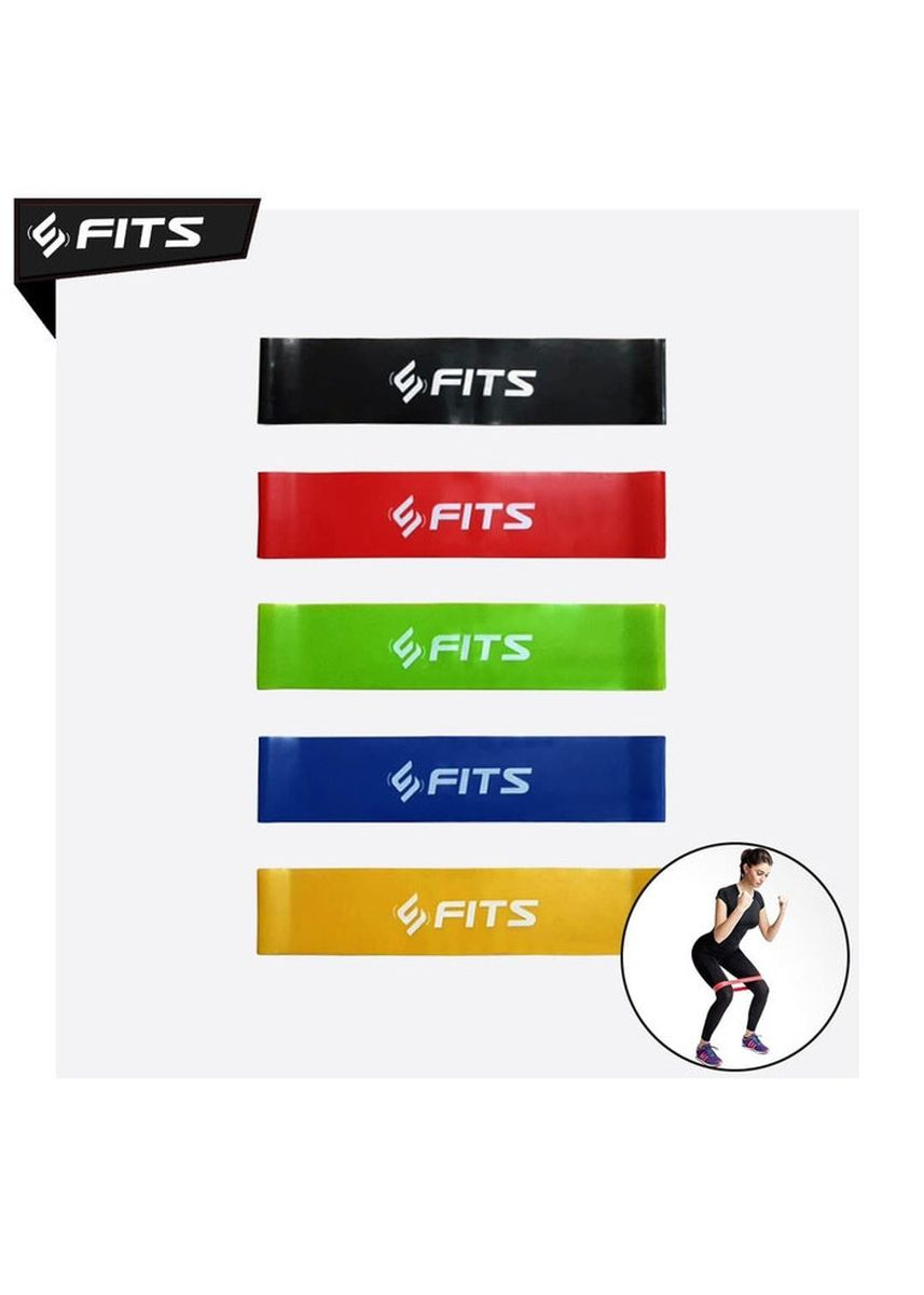 No Color color Accessories . SFIDN FITS Resistance Band Yoga / Olahraga / Senam / Aerobic - hijau -