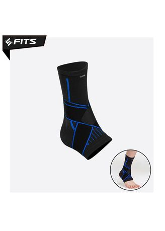 Tidak Berwarna color Aksesori . SFIDN FITS Ankle Support Protector Adjustable Compression - Biru, L -