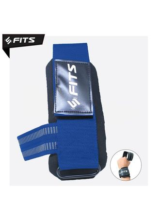 Tidak Berwarna color Aksesori . Wrist Wrap Strap SFIDN FITS Support Weight Lifting Gym Fitness - Biru -