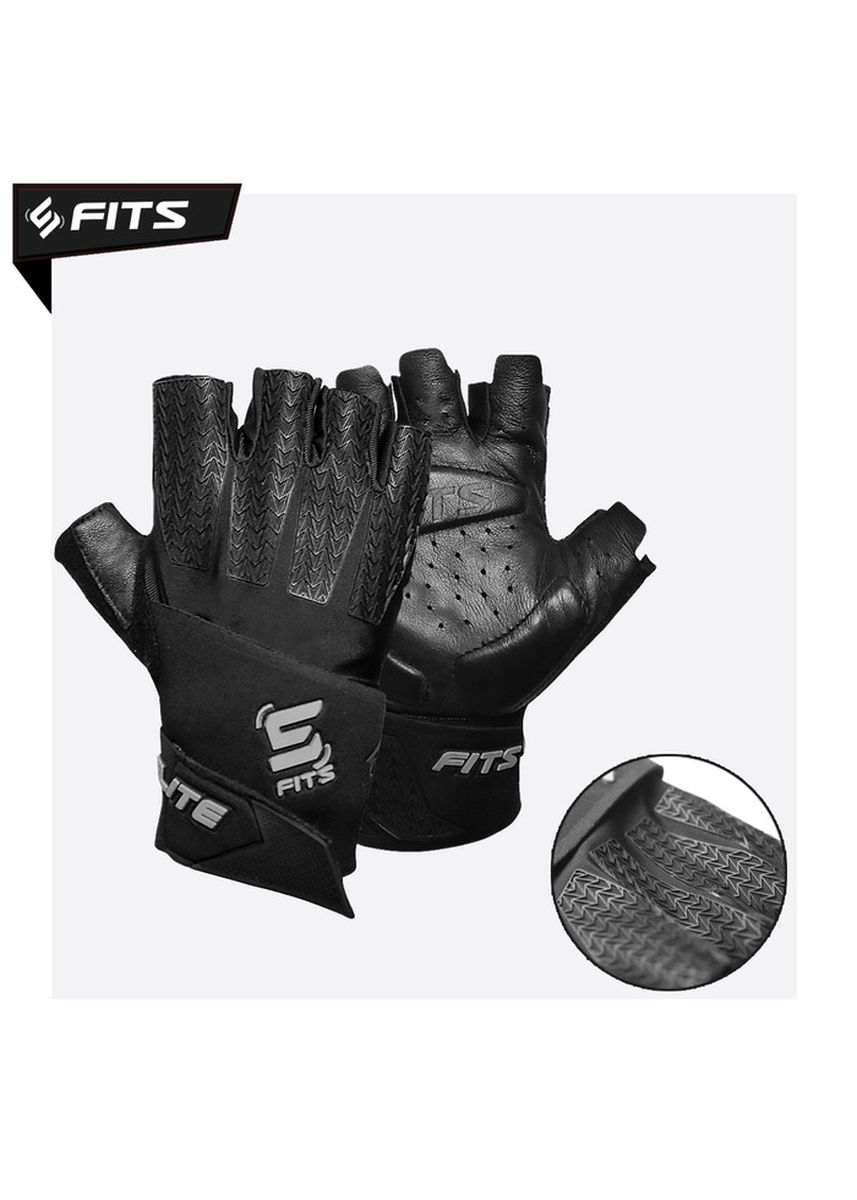 No Color color Accessories . FITS Gloves Elite PRO Sarung Tangan Gym Fitnes Berkendara Strap Gym - Hitam, S -