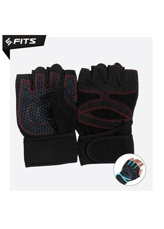 No Color color Accessories . Sarung Tangan Gym Gloves Untitled Sarung Tangan Fitness Gloves Gym - Hitam, M -