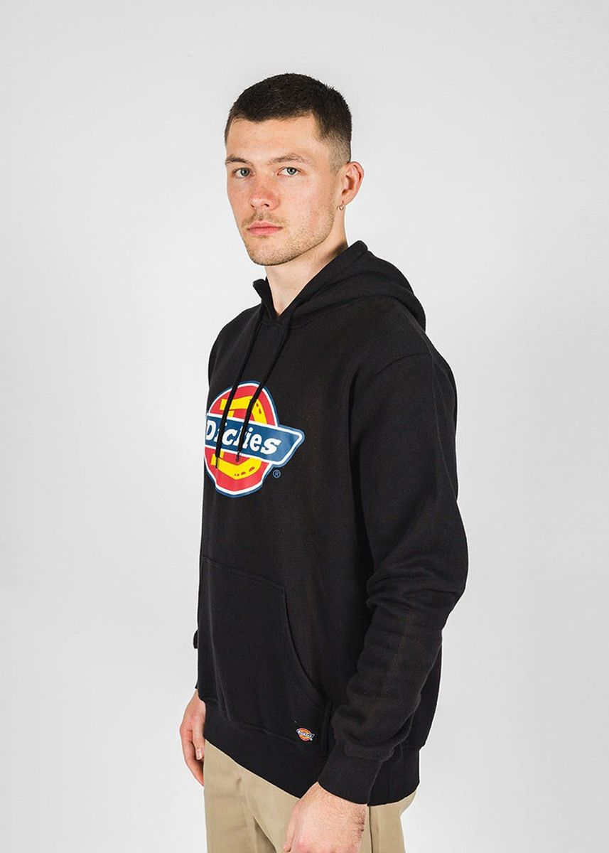 Hitam color Jaket & Coat . DICKIES-H.S CLASSIC POP OVER HOODY K3200501 -