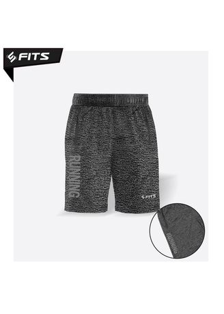 Abu-Abu color Pakaian Olahraga . SFIDN FITS Threadarmor Infused Short Celana Pendek Olahraga Fitness Y7 - Grey -
