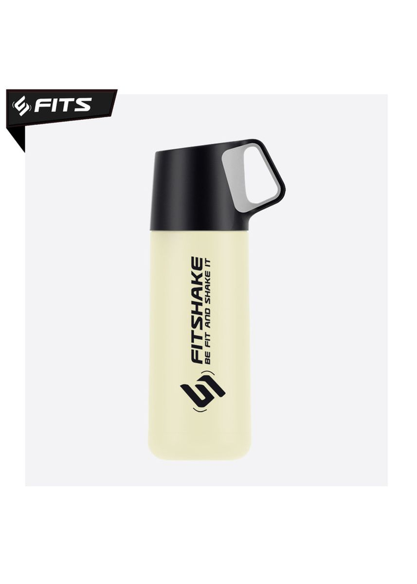 Yellow color Kitchen . Termos SFIDN FITS Permafrost Shaker Bottle Thermos Tumbler Stainles Kuning -